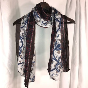 Paisley Floral Multi Scarf